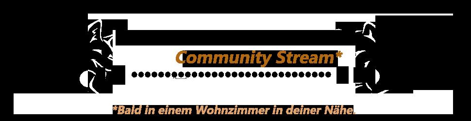 Community Stream Banner